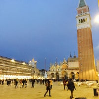 Photo taken at UNA Hotel Venezia by Yu® Y. on 1/2/2015