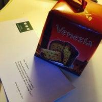 Photo taken at UNA Hotel Venezia by Yu® Y. on 12/31/2014