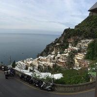 Photo taken at Palazzo Marzoli Resort Positano by Yu® Y. on 5/2/2015