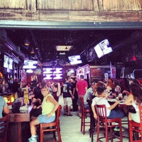 Photo taken at Salty Dog Bar and Restaurant by Eric I. on 7/20/2013
