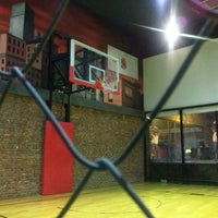 Photo taken at Hoops Arena by Prasetya A. on 2/27/2014