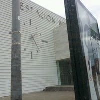 Photo taken at Estación Intermodal de Almería by Luis T. on 11/3/2012
