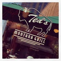 Photo taken at Ted's Montana Grill by Joel C. on 7/30/2013