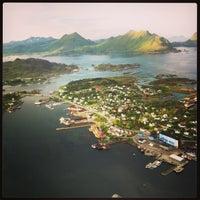 Photo taken at Ballstad by Zhenyu Y. on 6/1/2013