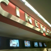 Photo taken at Cinemark by Lissandra O. on 11/8/2012