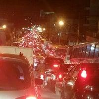 Photo taken at Avenida Isaac Póvoas by Lissandra O. on 10/7/2015