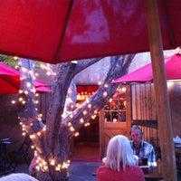 Photo taken at La Choza by Jonathan R. on 5/22/2013