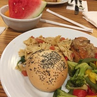 Photo taken at The Buffet by Sandra M. on 11/3/2017