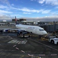 Photo taken at Gate S7 by Delaney R. on 12/22/2015