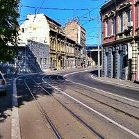 Photo taken at Savamala by Aleksandar R. on 10/23/2012