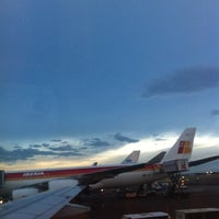 Photo taken at International Departures by Jassie T. on 9/29/2012