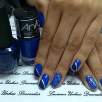 Photo taken at Luciana Manicure - Unhas Decoradas by Belle S. on 9/1/2017