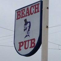 Photo taken at Beach Pub by Alan K. on 4/29/2014
