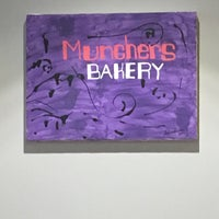 Photo taken at Munchers Bakery by Chai Z. on 12/11/2016