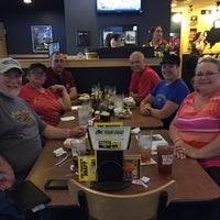Photo taken at Buffalo Wild Wings by Charlie W. on 5/29/2015
