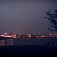 Photo taken at Yeouido Hangang Park by Go-Woon M. on 5/14/2013