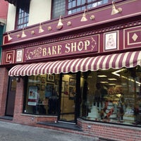 Photo taken at Carlo's Bake Shop by D C. on 11/17/2013