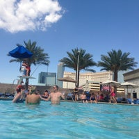 Photo taken at Drenched Pool by D C. on 9/14/2013