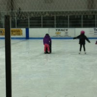 Photo taken at John Armstrong Memorial Ice Rink by Alison A. on 3/3/2014