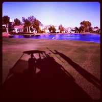 Photo taken at Bear creek golf course club by Crizalynne V. on 10/5/2012