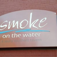 Photo taken at Smoke on the Water by Randy C. on 1/24/2013