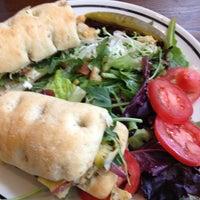 Photo taken at Corner Bakery Cafe by Sherita N. on 5/1/2013