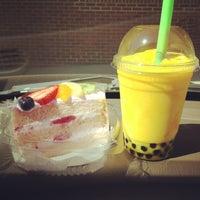 Photo taken at Shilla Patisserie & Cafe by Sherita N. on 5/2/2013