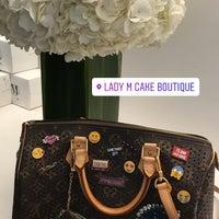 10/20/2017にDoris d.がLady M Cake Boutiqueで撮った写真