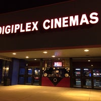 Photo taken at Digiplex Cinemas by Dom A. on 11/29/2016