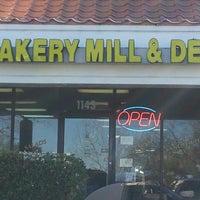 Photo taken at Bakery Mill & Deli by Vicky K. on 2/17/2013