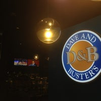 Photo taken at Dave & Buster's by Carlos A. on 1/21/2013
