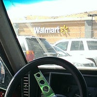 Photo taken at Walmart Supercenter by Tracey S. on 3/30/2013