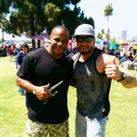 Photo taken at Puerto Rican festival by Alex D. on 6/15/2014