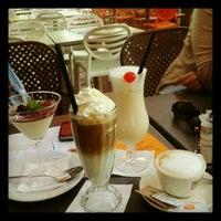 Photo taken at Veranda - Pizza & Pasta by Szöszi A. on 10/21/2012