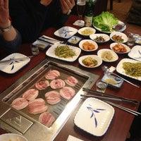 12/21/2012にJinhyouk C.がKorea Hausで撮った写真