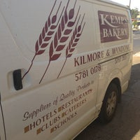 Photo taken at Kemp's Bakery by Ross B. on 1/4/2013