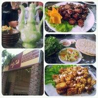 Photo taken at Lòng Cười by Thao P. on 1/6/2014