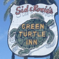 Photo taken at Green Turtle Inn by Eddie G. on 7/11/2013