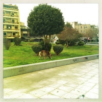 Photo taken at Persephone's Square by iLias K. on 3/3/2013