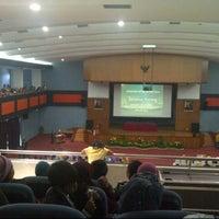Photo taken at Auditorium STTD by otok b. on 5/18/2014
