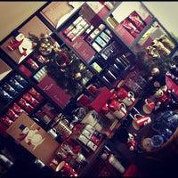 Photo taken at Starbucks by Ksenia S. on 11/21/2012