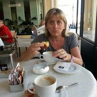 Photo taken at Bar Alla Loggia by edoardo p. on 8/31/2013
