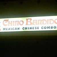 Photo taken at Chino Bandido by Bill B. on 1/9/2013