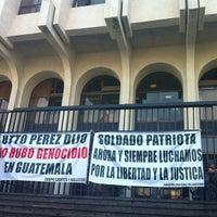 Photo taken at Torre De Tribunales by Bernardo J. on 3/20/2013