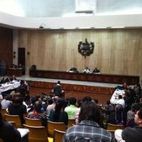 Photo taken at Torre De Tribunales by Bernardo J. on 3/26/2013
