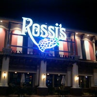Photo taken at Rossi's Italian Restaurant by Jason P. on 10/6/2012