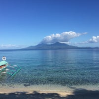 Photo taken at Sambawan Dive Camp and Beach Resort by Marie C. on 3/5/2016