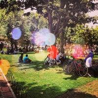 Foto tomada en Parque de la 93 por Ivancho S. el 2/7/2013