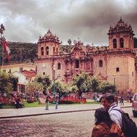 Foto tomada en Plaza de Armas de Cusco por Ivancho S. el 12/31/2012