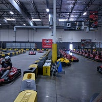 Photo taken at Pole Position Raceway Corona by Anthony C. on 2/11/2017